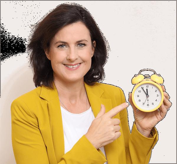 Mehr Frauen in Führungspositionen mit Maren Wölfl